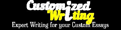 Customized Writing